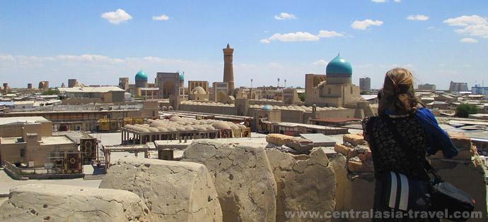 Boukhara, Ouzbékistan
