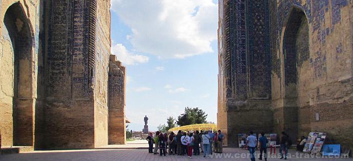 Ak-saray. Chakhrissabz, Ouzbékistan