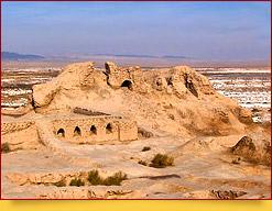 Archaeological site Toprak-Kala