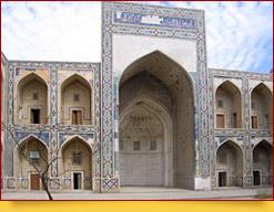 Madrasa de Ulugbek