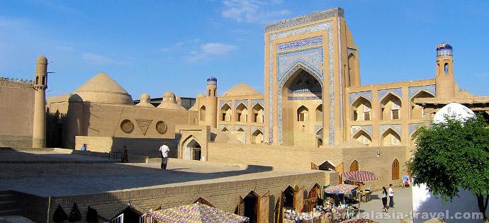 Хива, Узбекистан. Туры в Узбекистан
