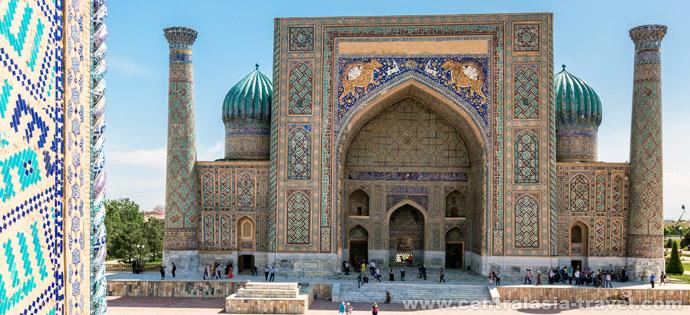 Самарканд, Узбекистан. Туры в Узбекистан