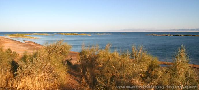 Озеро Айдаркуль, Узбекистан. Туры в Узбекистан
