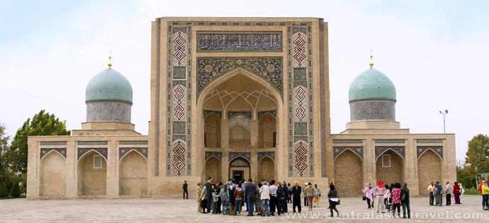 Площадь Хаст-Имам, Ташкент, Узбекистан. Туры в Узбекистан