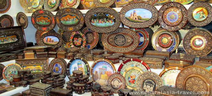 Сувениры, Ташкент, Узбекистан. Туры в Узбекистан