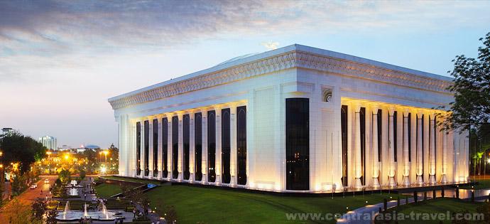 Дворец Форумов, Ташкент, Узбекистан. Туры в Узбекистан