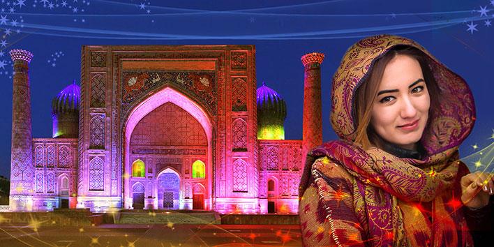 Neujahrsreise nach Usbekistan