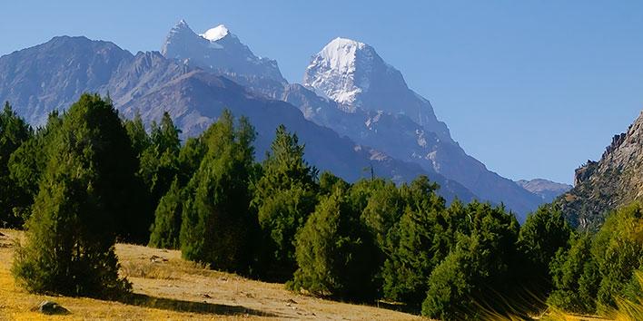 Mountain Kingdom Aksu-Karavshin