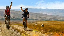 A travers les montagnes et les deserts de l`Ouzbekistan