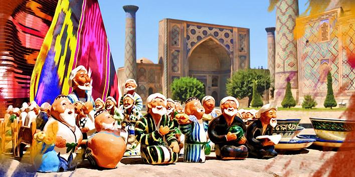 Ларец восточных приключений. Экскурсионный тур в Узбекистан
