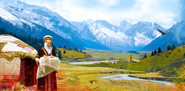 Классический тур в Кыргызстан