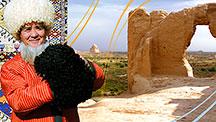 Classic Turkmenistan tour