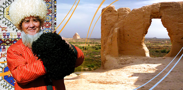 Turkmenistan Tour: Main Cities, Grandiose Must-see Objects and Best Places to Visit