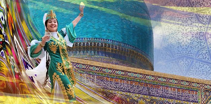 Tour nach Usbekistan