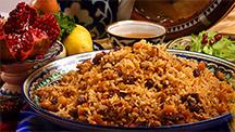 Gastronomische Reise nach Usbekistan