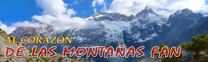 Viaje de trekking Al corazón de las Montaňas Fan