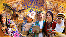 Heritage tour to Five Countries of Central Asia