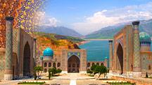 Инсентив Узбекистан (Самарканд - Чимганские горы - Ташкент)
