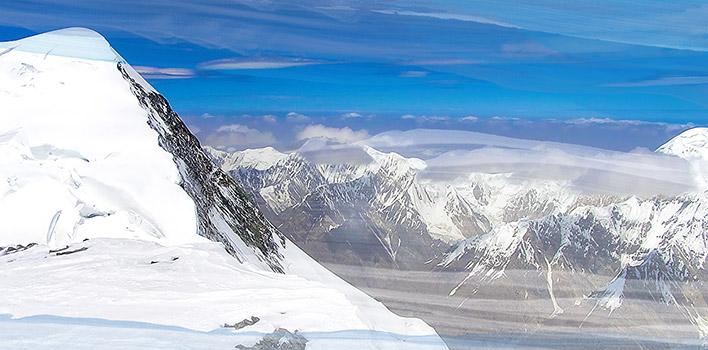 Dos ascensiones a las cimas de más de 7000 m en una temporada
