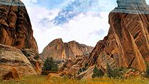 Треккинг в горах Памира