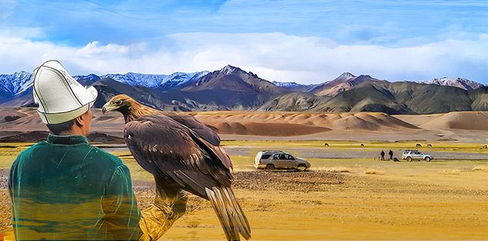 Tour of Kyrgyzstan and Tajikistan