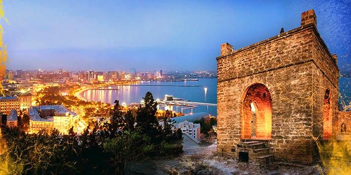 Ausflugstour in Aserbaidschan