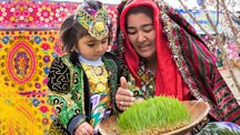 Nowruz - Oriental New Year Holiday