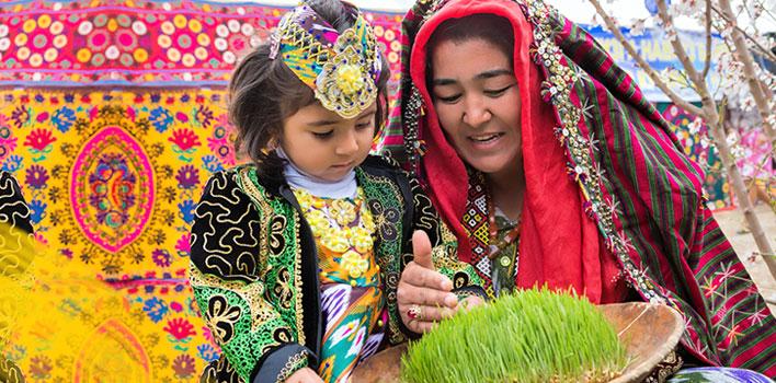 Circuit pour la fête de Navrouz en Ouzbékistan