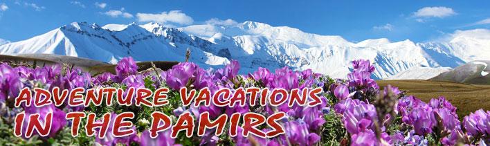 Resort at the Pamirs