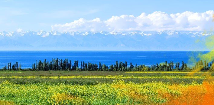 Kyrgyzstan Tour: Issyk Kul Lake, Tien Shan and Pamir Mountains