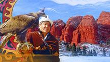 Die Perlen Von Kirgisistan. Kirgisistan Tour: Issyk Kul See, Tien Shan und Pamir-Gebirge