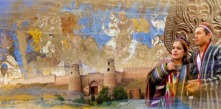 Ausflugstour: Tadschikistan + Usbekistan