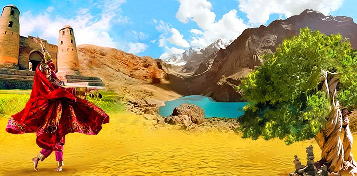 Voyage au Tadjikistan