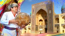 Экскурсионный тур по Узбекистану