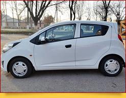 Легковой автомобиль Chevrolet Spark