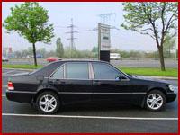 Mercedes-Benz Elegant 600