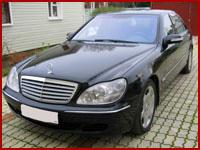 Mercedes-Benz S600 klasse