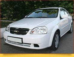Легковой автомобиль Chevrolet Lacetti