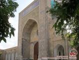 Kok-Gumbaz Mosque (15th c.). Shakhrisabz, Uzbekistan