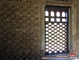 Внутренняя часть мавзолея Саманидов (IX в.). Бухара, Узбекистан