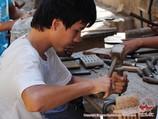 Ляух (подставки для книг). Узбекские сувениры ручной работы