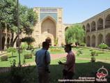Медресе Кукельдаш (действующая школа для мальчиков - XVI век). Ташкент, Узбекистан