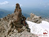 May Alpiniad in Chimgan mountains