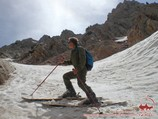 Alpiniade de mai dans les montagnes de Tchimgan