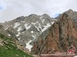 Горы Чимгана. Западный Тянь-Шань, Узбекистан