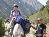Pamir-Alay area, Kyrgyzstan
