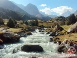 Долина реки Аксу