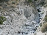 Aksu river. Batken Region, Kyrgyzstan