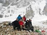 Under Aksu peak (5355m). Batken Region, Kyrgyzstan