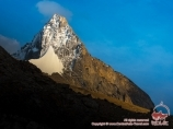 Ascent to Uriam pass (3760m). Batken Region, Kyrgyzstan